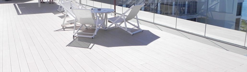 Outdoor decking Disegna